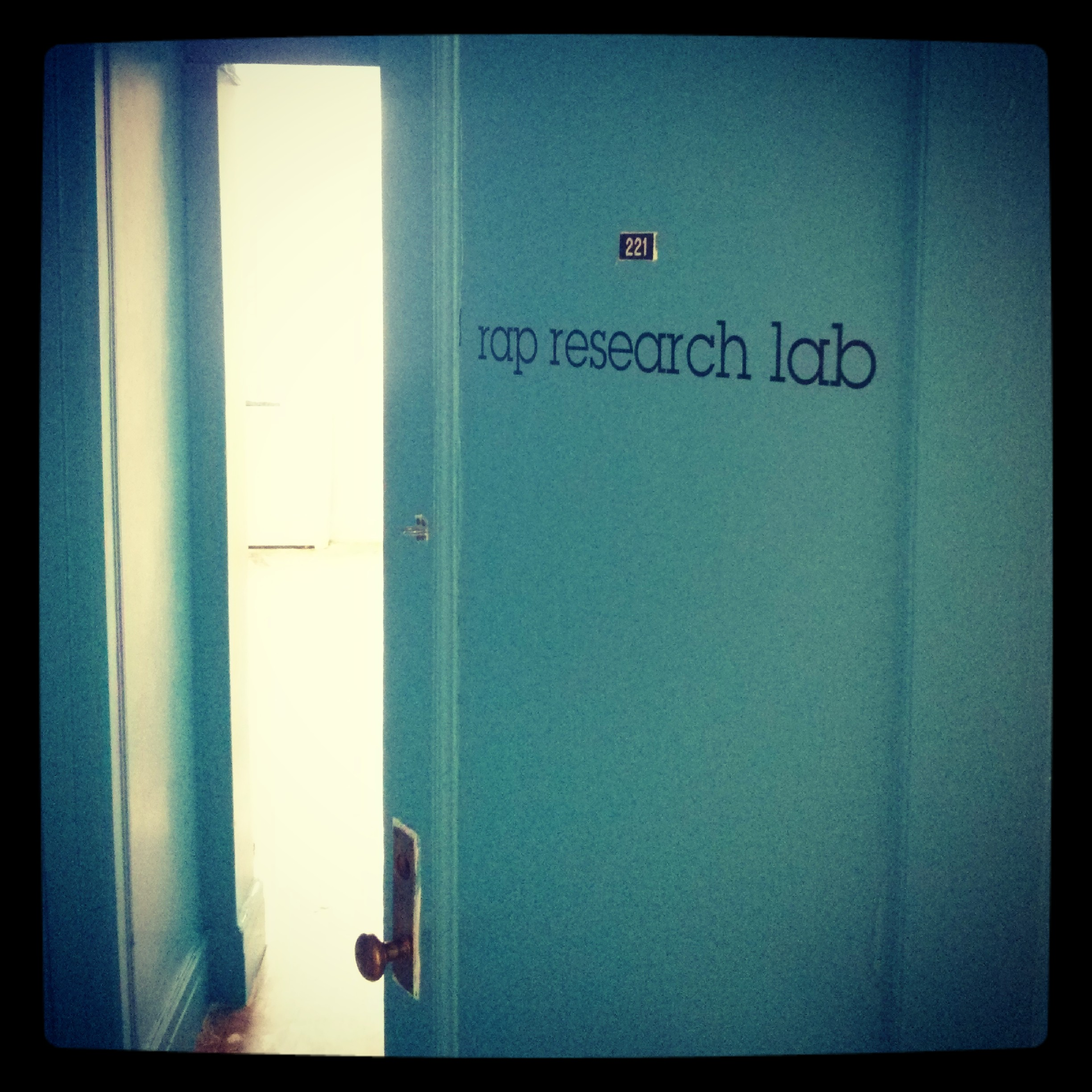 Rap Research Lab