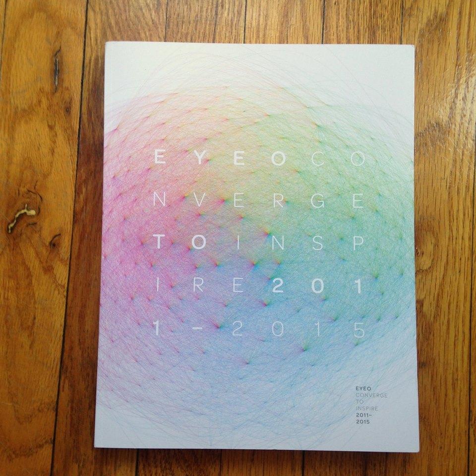 Eyeo Festival's 5th Anniversary Catalog