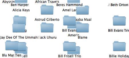 MusicFolders