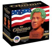 Obama Chia Pet