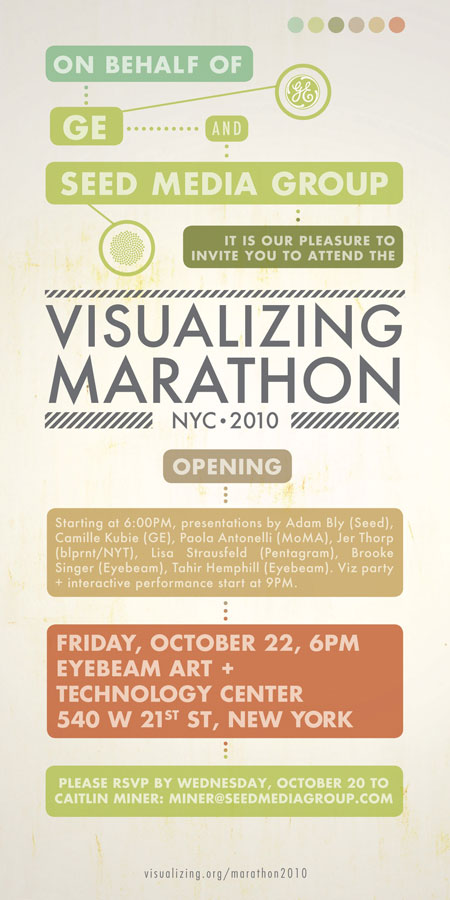 Visualization Marathon